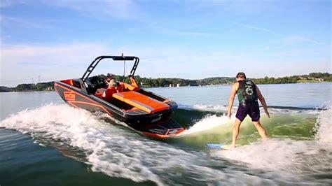 wake boat video how to wakesurf youtube
