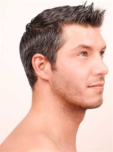 Hairstyles With Spiky Hair For Young Men In Fall 2011 | 22 most attractive short spiky hairstyles for men in 2017