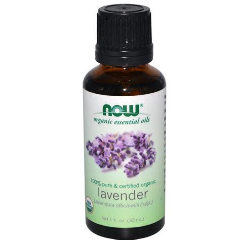 now foods organic essential oils lavender 1 fl oz 30 ml iherb