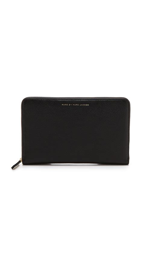 Marc By Marc Dot Travel Wallet by Marc By Marc Sophisticato Travel Wallet Black Multi