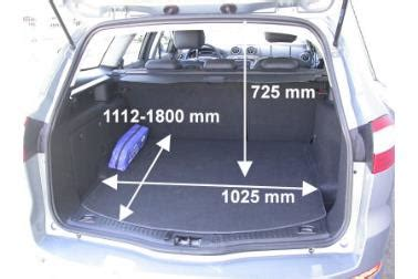 Ford Mondeo Kofferraumvolumen adac auto test ford mondeo turnier 2 0 tdci dpf titanium