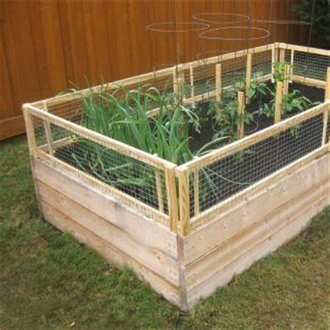 Rabbit Fencing And How To Make On Pinterest Rabbit Proof Vegetable Garden