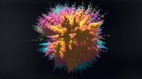 color powder explosion 1
