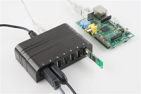 Usb Hub Wireless using pcduino s wifi dongle with the pi learn sparkfun