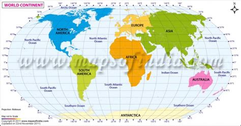 world map with country names and continents here s how africa has more area than usa europe china