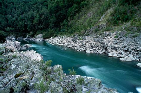 Shades Of Grey Colour Buller The Mighty River New Zealand Geographic
