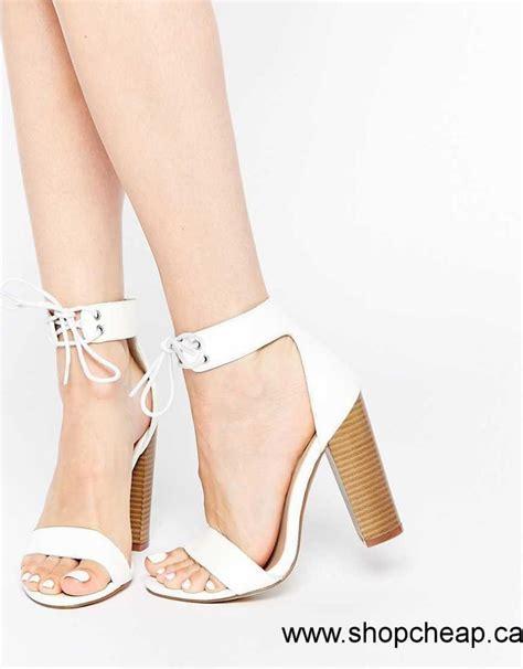 shop high heels cheap canada 2016 heels new look block heel lace up