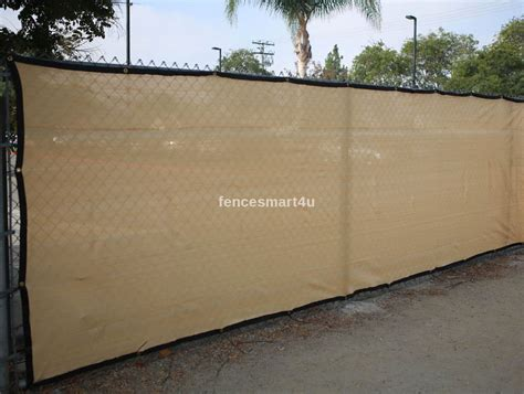 Sichtschutz Stoff Zaun by 4 X 50 Uv 85 Blockage Fence Privacy Windscreen W