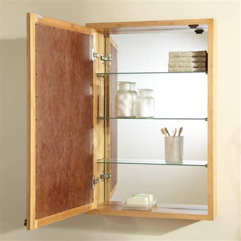 Wooden Mirror Cabinet Bathroom wooden bathroom mirror cabinet
