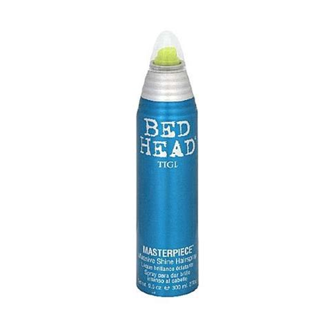bed head masterpiece tigi bed head masterpiece massive shine hairspray 9 5
