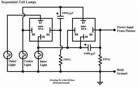 lumina sequential turn signals sts diagrams