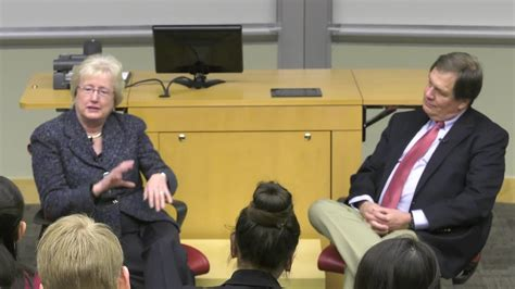 Cornell Executive Mba Class Of 2018 by A Discussion With Nancy M Schlichting Mba 79 Cornellcast