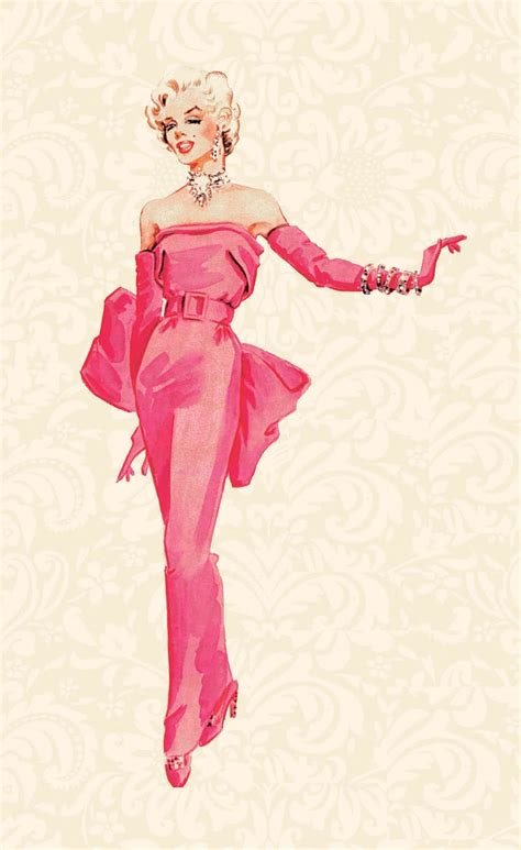 Pink Sketches by Halliwell The Genealogy Of Style