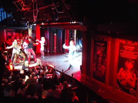 dracula s the cast of transfusion picture of dracula s cabaret
