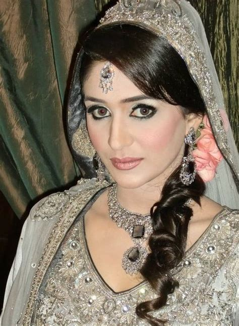 engagement hairstyles pakistani images bridal makeup photos pictures 2013 pakistani bridal