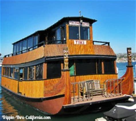 tiki boat newport beach balboa fun zone activities prices hours
