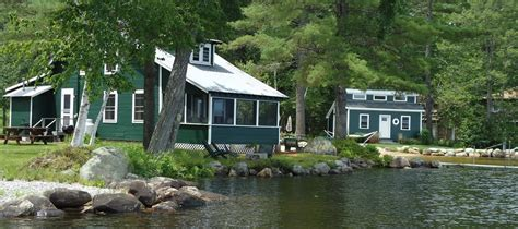 Cottages In Lakes by Lake Cottage Gilmore Cs Rentals On Kezar Lake Maine
