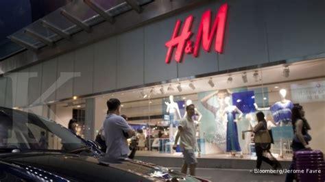 Di H M h m buka departemen store di indonesia