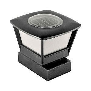 4x4 Fence Post Solar Light By Free Light 4x4 Post Cap