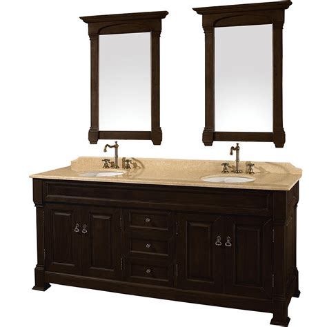 Wyndham Andover Vanity by Wyndham Collection The Beautiful Andover 72 Quot Bathroom