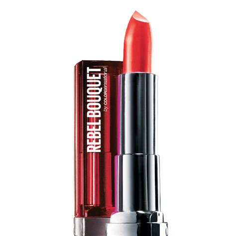 Lipstik Maybelline Rebel Bouquet bloom in flattering bright pastel lipsticks maybelline rebel bouquet trixie reyna