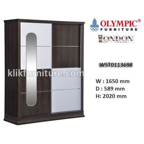 Lemari Olympic 3 Pintu Geser wst0113698 lemari pintu geser olympic