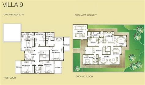 dubai house floor plans the lakes villa floor plans the lakes dubai uae gt