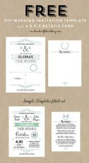 Story Invitations Template Free by 25 Best Ideas About Invitation Templates On