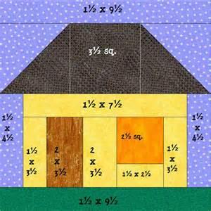 house pattern bom june 09