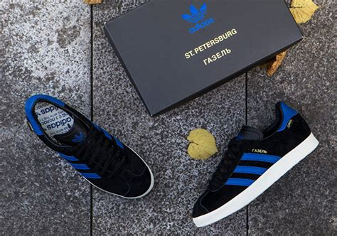 adidas russia adidas gazelle russia city pack sneakernews com
