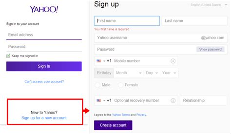 yahoo mail layout problem yahoo sign in images invitation sle and invitation design