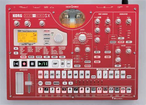 korg emx patternbank korg electribe emx1 image 8219 audiofanzine