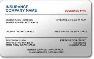insurance card templates auto insurance card template go auto insurance