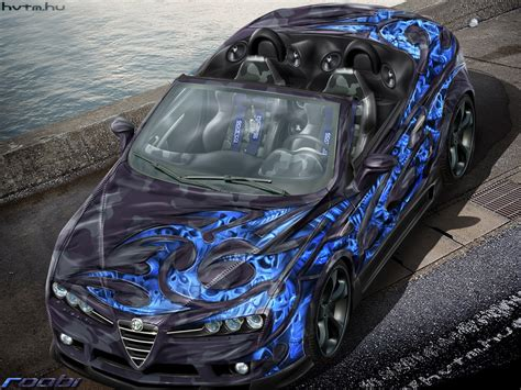 Airbrush Auto by Inspired Ambitions Airbrush On Cars