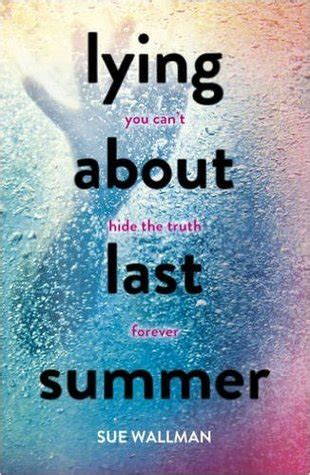 picture books about lying k books review lying about last summer