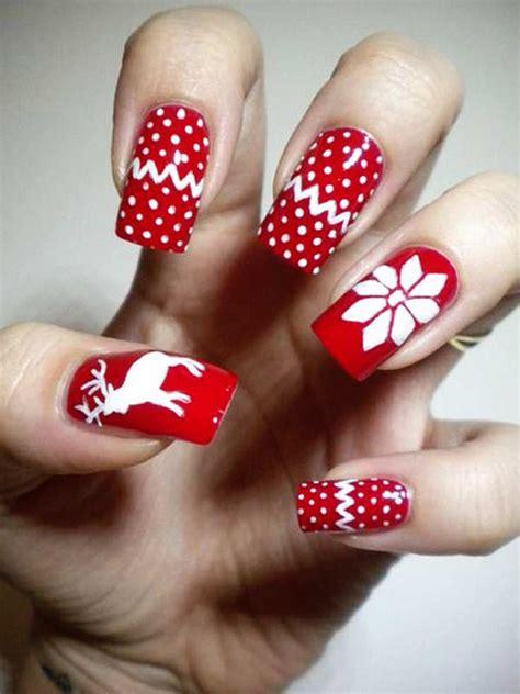 Christmas nail art design ideas 2013 2014 8 17 christmas nail art
