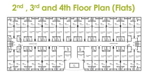 3 Bedroom 2 Bath Floor Plans leed 2009 applied to a mixed use building