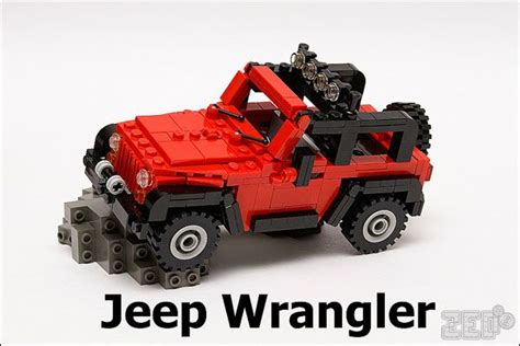 lego jeep wrangler lego wrangler it s a jeep thing