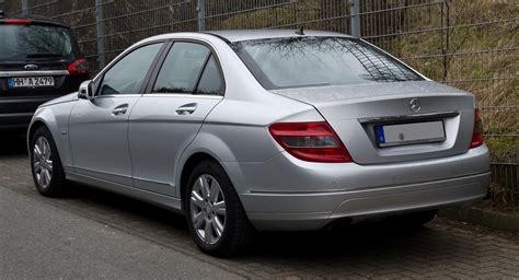 Or Wiki 2012 File Mercedes C 180 Kompressor Blueefficiency Avantgarde W 204 Heckansicht 4 M 228 Rz