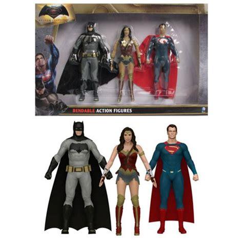 Figure Batman Vs Superman Superman Bendable Figure figures bendables styles44 100 fashion styles sale
