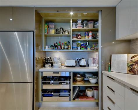 Kitchen Pantry Roller Door The World S Catalog Of Ideas