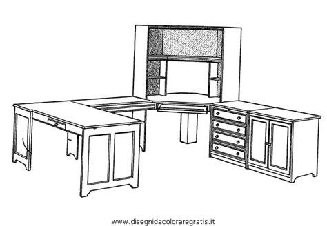 colorare mobili disegno mobili da colorare
