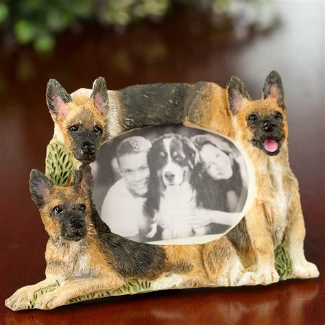 german shepherd home decor small german shepherd magnet picture frame on sale
