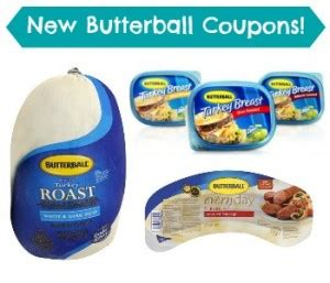 printable butterball turkey coupons butterball coupons over 4 in savings southern savers