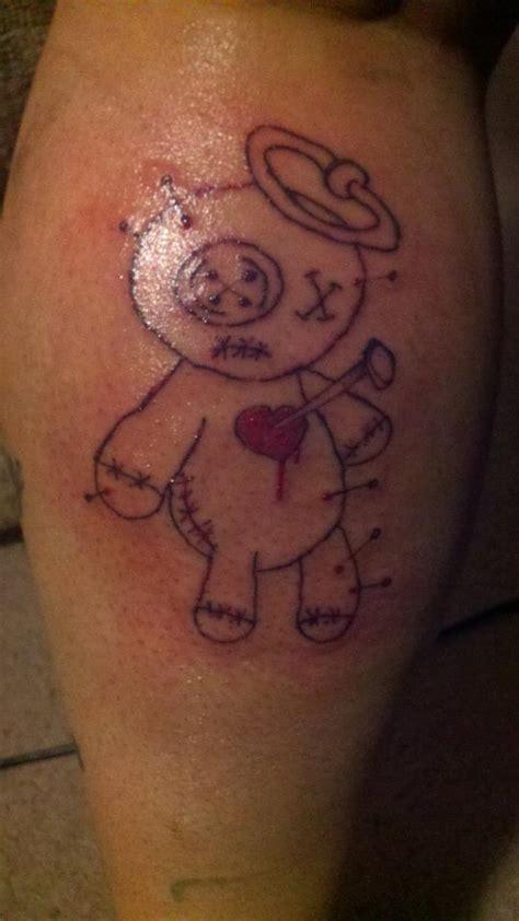 voodoo tattoo gallery voodoo doll tattoo by swaggerdaddy on deviantart