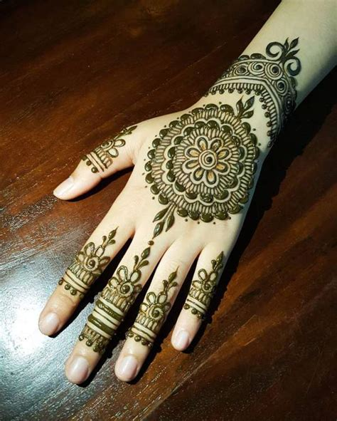 henna design circle beautiful round mehndi designs or circle henna designs