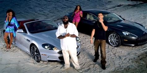 Aston Martin Extended Lyrics by Rick Ross Aston Martin Ft And A Bunch Of