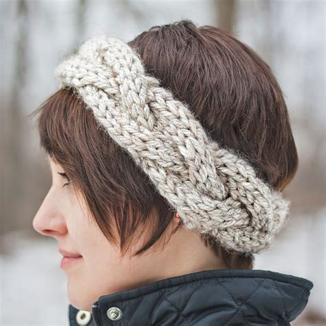 free pattern knitted headband 20 free knitting patterns for beginners