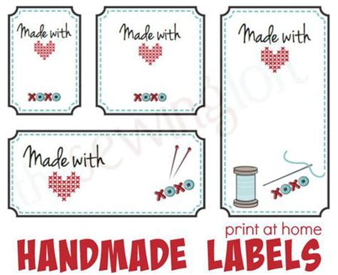 made with love labels made with love labels the sewing loft s shop craftfoxes