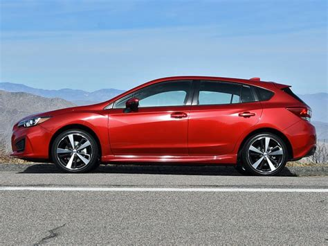 First Drive 2017 Subaru Impreza Ny Daily News